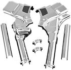 New Harley FLHTC Electra Glide Classic 2008Deluxe Neck Covers Chrome by Kuryakyn