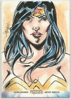 Exlcusive 2012 Cryptozoic DC Comics The New 52 Sketch Card Preview 11