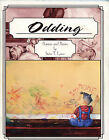 Odding Pictures and Poems Art by Steve T Law Signed 2006