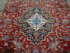9X12 EXQUISITE MASTERPIECE FINE 200KPSI HAND KNOTTED WOOL KASHANN PERSIAN RUG