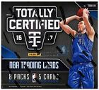 NBA 2016-17 Totally Certified Trading Card HOBBY Box [8 Packs]