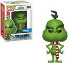Dr. Seuss Funko POP! Movies The Grinch Exclusive Vinyl Figure #663 [with Scarf]