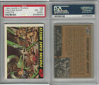 1962 Bubbles Inc., Mars Attacks, #45 Fighting Giant Insects, PSA 8 MC NMMT