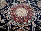10X13 1940's ONE IN A MILLION FINE HAND KNOTTED ANTQ 200+KPSI SAROUK PERSIAN RUG