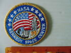 Kennedy Space Center Unused Patch
