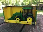 ERTL John Deere Model 5420 Diecast Toy Tractor Loader new with box 116