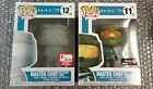 Halo Funko Pop E3 & Gamestop Exclusive LOT of 2 Master Chief Camo Ships Safe