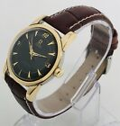 1950 Omega Seamaster Automatic Bumper Two Toned 14K Gold Capped Men's Watch
