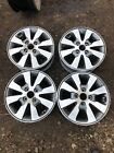 Kia Picanto 14 Alloy Wheels Set Of 4 14 x 5J Offset 49 IDEAL FOR WINTER TYRES
