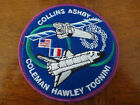 NASA Hubble Space Telescope STS 93 Patch Collins Ashby Coleman Hawley Tognini