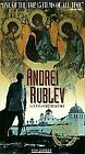 ANDREI RUBLEV A film by Andrei Tarkovsky VHS 2 Tape Set Letterboxed Russian