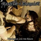 Savage & The Grace - Masters Of Disguise - Rock & Pop Music CD