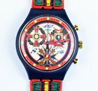 Swatch Chrono 1995 - SCN116 - The Top Brass - New