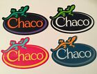 Get ALL FOUR 4 Chaco Stickers Decals Approx 5 Each Sticker Decal