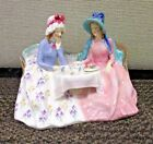 ROYAL DOULTON FIGURINE  AFTERNOON TEA HN1747