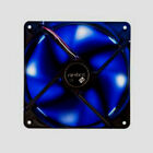 Lot of 4 Antec TwoCool140Blue LED Case Fan 140mm 1200 RPM 3 Pin 4 Pin