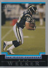 Wes Welker Cards and Autographed Memorabilia Guide 37