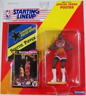 Scottie Pippen Kenner Starting Lineup 1992 Figure with Poster/Card Sealed NIB