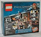 SEALED 4191 LEGO Pirates Caribbean CAPTAIN'S CABIN Jack Sparrow 95pc RETIRED set