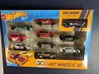 Hot Wheels 2018 50th Anniversary 10 Pack '55 Chevy Gasser Amazon Exclusive