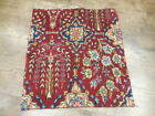 Ca1930s VGDY ANTIQUE ORIENTAL LILIHAN MALLAYER SAROUK 2x2 ESTATE SALE RUG