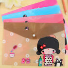 Organizer Holder Office Stationery Papers Cute Bags Folder File Pen Bag Fsp