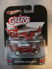 Hot Wheels 2013 Retro Entertainment Grease GREASED LIGHTNING X8902