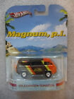 Hot Wheels 2013 Retro Entertainment Magnum PI VOLKSWAGEN SUNAGON X8927