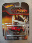 Hot Wheels 2014 Retro Entertainment Need For Speed KOENIGSEGG AGERA R