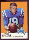 Johnny Unitas Cards, Rookie Card and Autographed Memorabilia Guide 12
