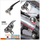 Motorcycle Handlebar Dual Button Switch Adjustable For Mount Horn Engine Start