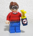 Dick Grayson Robin Shark BATMAN MOVIE Series Super Hero LEGO Minifigure Figure