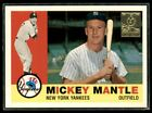 Comprehensive Guide to 1960s Mickey Mantle Cards 19