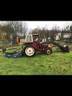 International 454 tractor 4 speed shuttle box loadertopper reliable tractor