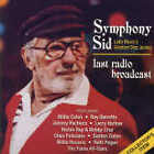 RARE Symphony Sid's Last Radio Broadcast by Symphony Sid (CD, May-2000, Fania)