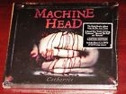 Machine Head: Catharsis - Deluxe Limited Edition CD + DVD Set 2018 Digipak NEW