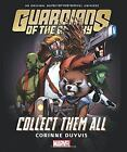 Guardians of the Galaxy Collect Them All Marvel Comics VeryGood