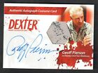 2016 Breygent Dexter Comic Con Seasons 5 to 8 Trading Cards 11