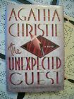 The Unexpected Guest Agatha Christie 1999 1st Edition HCDJ