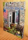 COUNTRY RUSTIC MAGAZINE *SUMMER 2018 ***PRIMITIVE COLONIAL *ANTIQUES FARMHOUSE