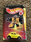 HOT WHEELS CUSTOM TRANSFORMERS BUMBLEBEE VW BEETLE BASIC WHEELS