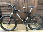GT Avalanche Mens Mountain Bike Downhill 7 Speed With Huge Swamp Thing Tyres