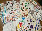 You Choose from 100+ MRS GROSSMANS Stickers  Design Lines 100 Max SH