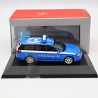 1 43 J Collection SUBARU Legacy Wagon Police Italy Car 2003 JC285 Diecast Models