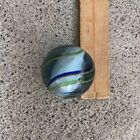 "Vintage Marble Handmade German Solid Core 1 7/8"" Collectible Decent"