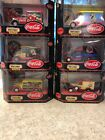 Lot of 6 Matchbox Coca Cola Vehicles Die Cast 164 MINT IN PACKAGES