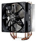Cooler Master Hyper RR212E20PKR2 LED CPU Cooler with PWM Fan Four Direct Contact