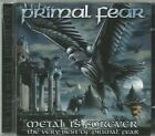PRIMAL FEAR  -  METAL IS FOREVER.   /   2CD SPECIAL EDITION.   RALF SCHEEPERS.