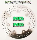 BRAKE DISC FRONT HONDA	XL RM/LM (PD04)	600	1985 1986 1987 659203