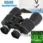 Day Night 60x50 Military Army Zoom Powerful Binoculars Optics Hunting Camping US